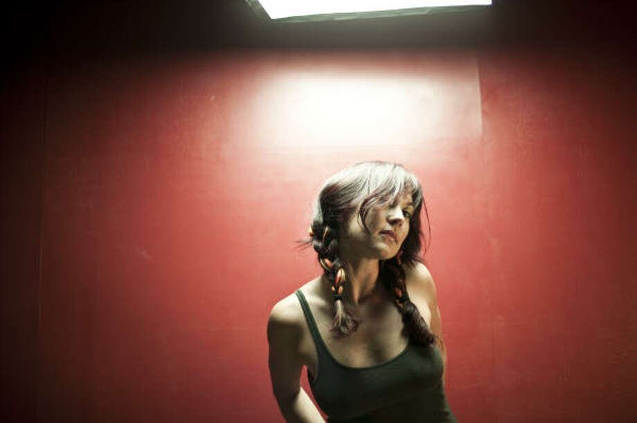 Amanda Shires started playing the violin at age 10. Within five years, she was performing onstage.