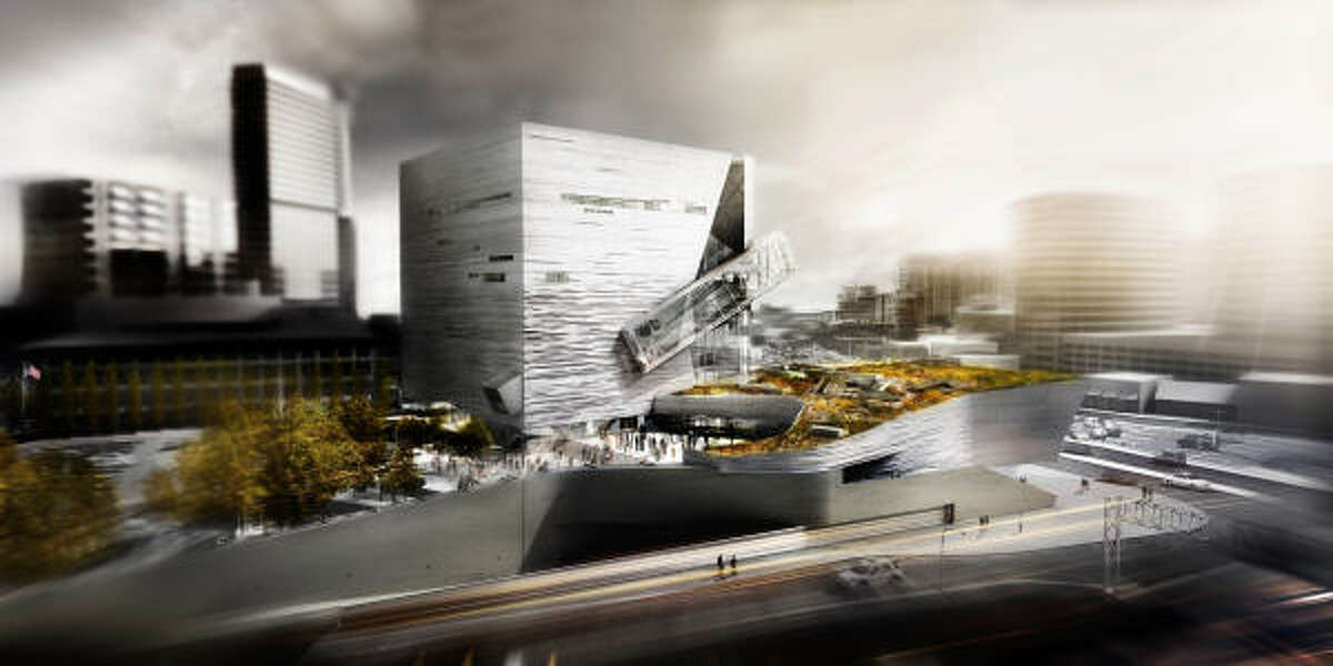 Morphosis designed the Perot Museum of Nature & Science in Dallas and helped create an academic building in New York.