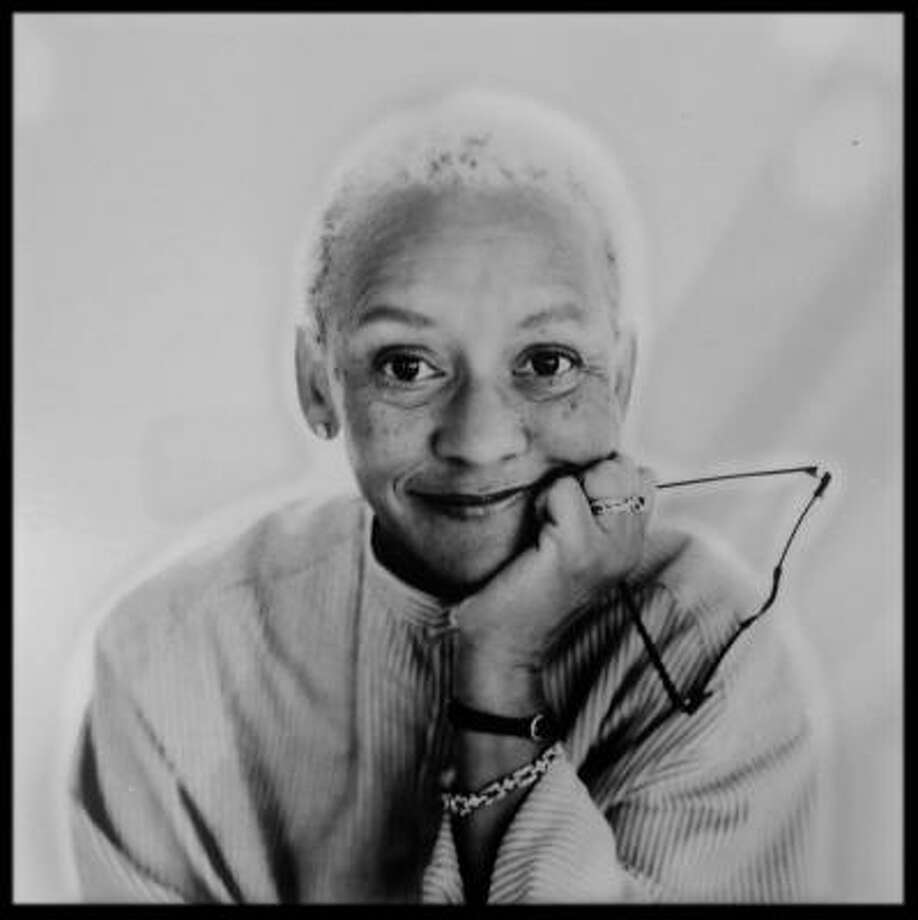 Poet Nikki Giovanni Photo: COURTESY PHOTO