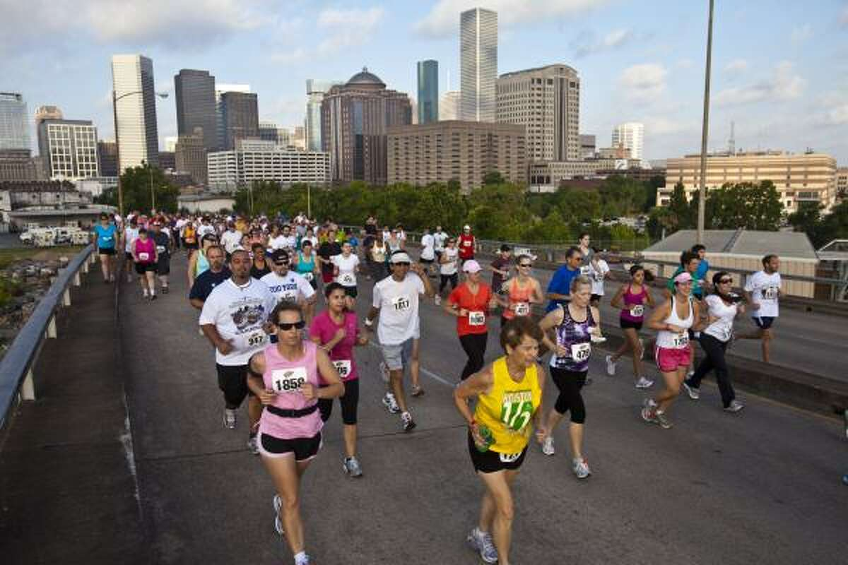 The Astros Race for the Pennant 5K, which drew close to 2,000 participants on May 30, is further proof of Houston's growing reputation as one of the nation's top running cities.
