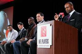 NFLPA executive director DeMaurice Smith addresses the possible lockout.