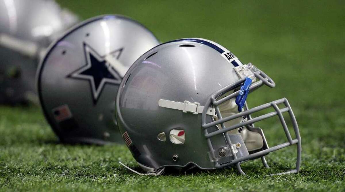 Cowboys rookies are being issued helmets without the star logo until they earn it in the eyes of coach Jason Garrett.