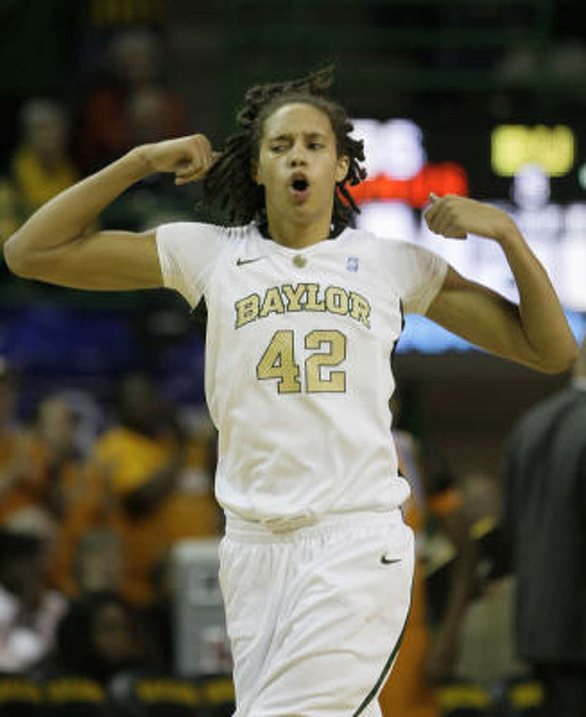 The Texas A&M women host Brittney Griner and Baylor during a busy weekend at Reed Arena.