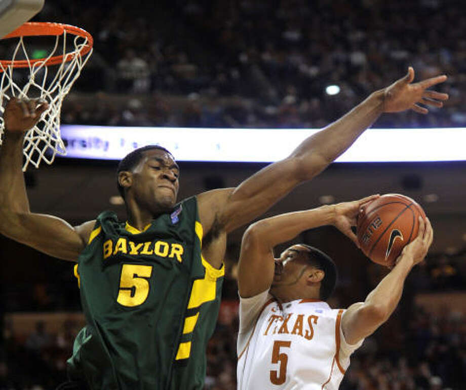 The season ended for Baylor forward Perry Jones III just before the Bears' last game of the year. Photo: Michael Thomas, AP
