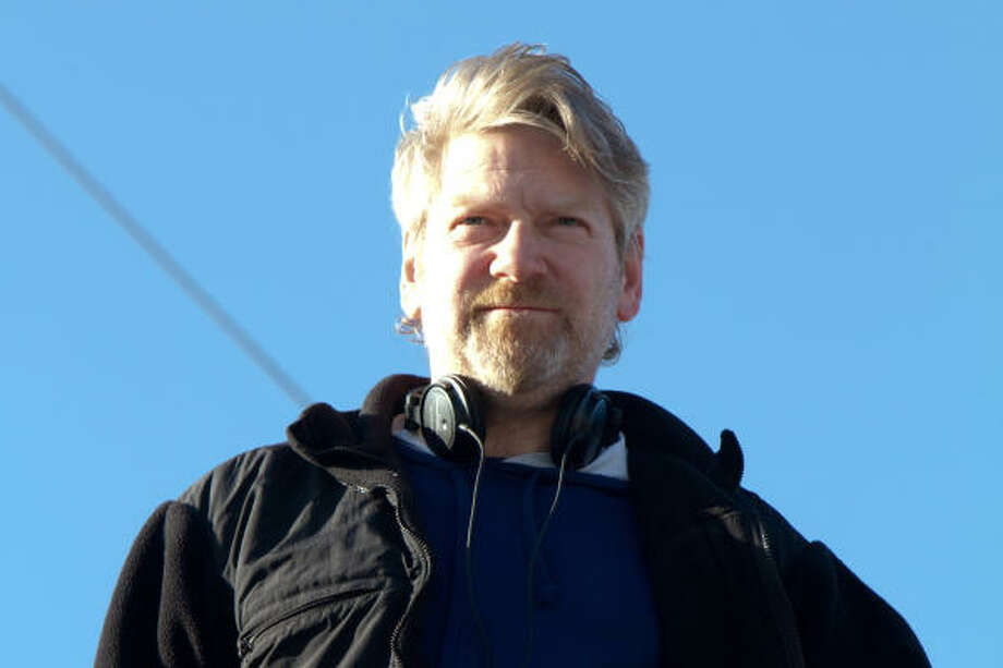 Kenneth Branagh says he had a steep learning curve on Thor. Photo: Zade Rosenthal, Marvel Studios