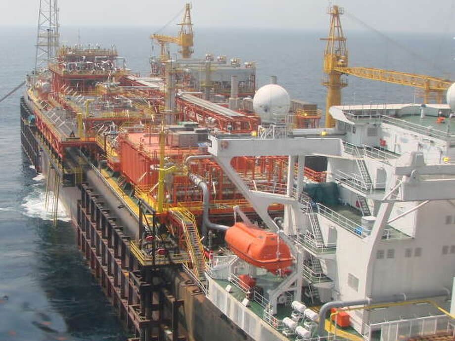 The FPSO Armada Perdana gathers oil from an offshore Nigeria project whose partners include Camac subsidiary Allied Energy. Photo: Camac International Corp.