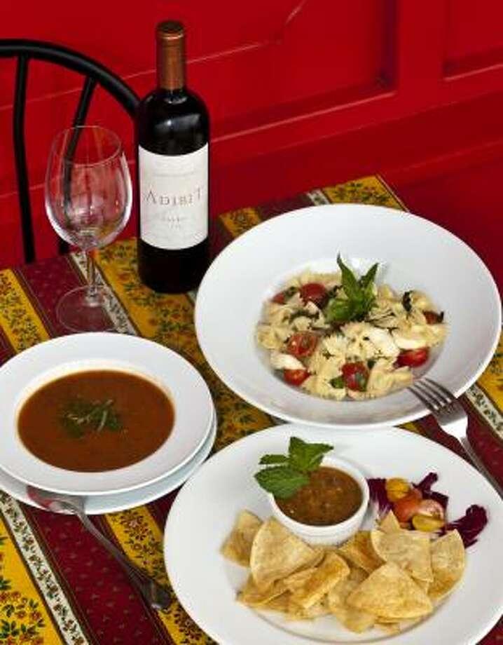 Calling all tomato lovers houston chronicle for Arturo boada cuisine houston tx