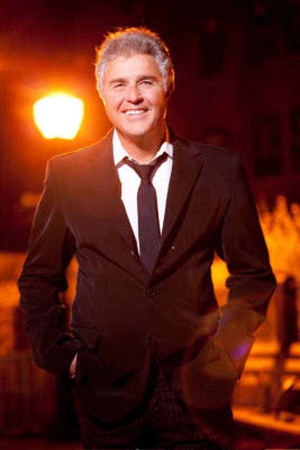 Steve Tyrell credits Steve Martin for helping launch his music career when Tyrell's version of The Way You Look Tonight was used in The Father of the Bride, which starred Martin. Photo: TINA TYRELL