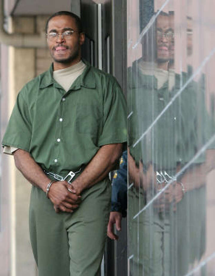 Tyrone Williams Photo: 2005 AP File Photo