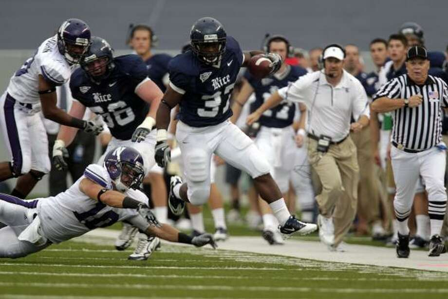 The Owls will host the first meeting with UTSA on Oct. 13, 2012. Photo: Johnny Hanson, Chronicle