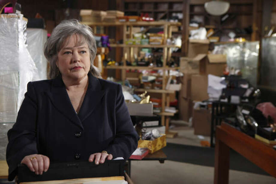 "Kathy Bates stars in ""Harry's Law."" Photo: Trae Patton, NBC"