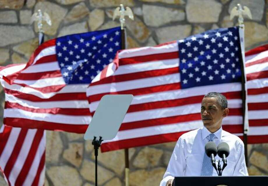 Obama abogó por la reforma inmigratoria en El Paso, Texas. Photo: EFE