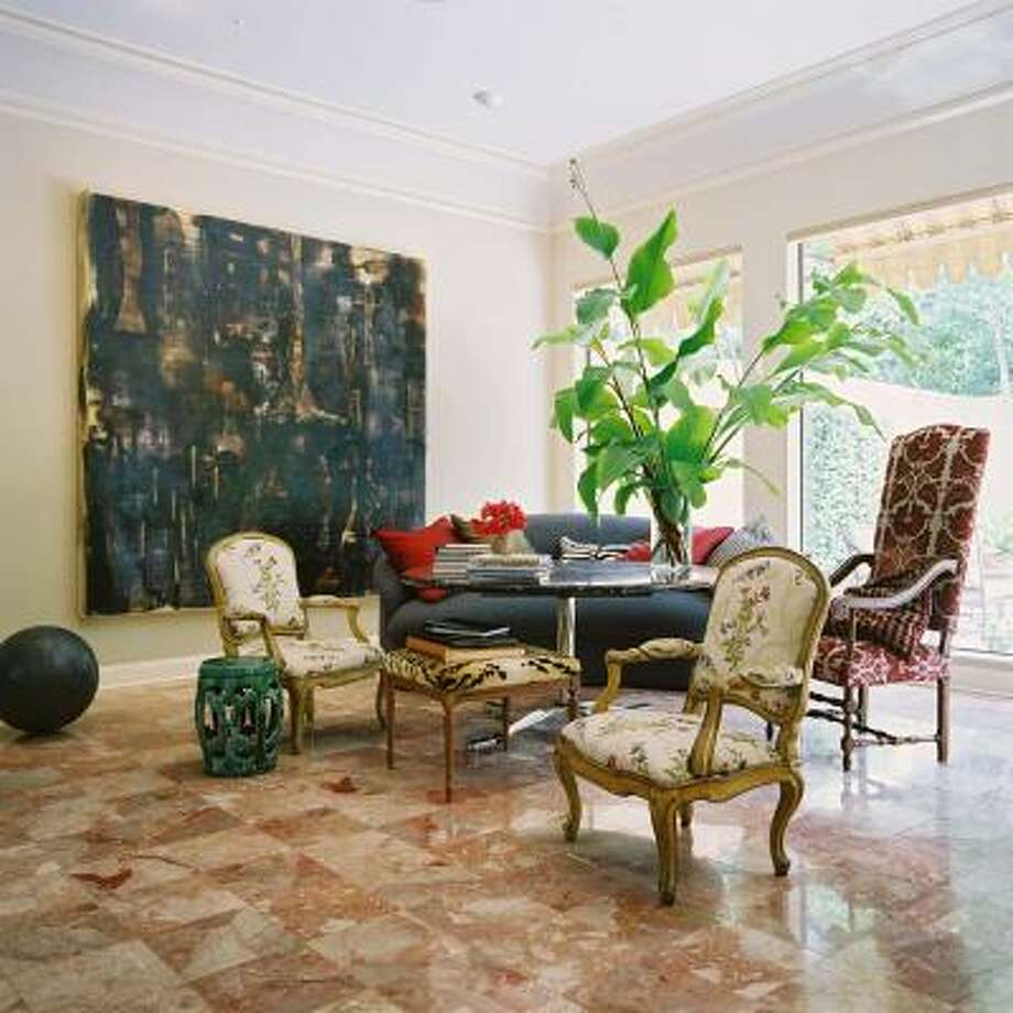 A Room By Interior Designer Richard Holley One Of The Talents Who Will Be Honored
