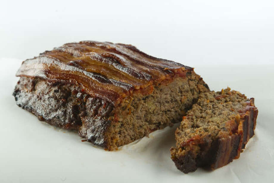 Meatloaf with Tomato Relish Photo: BRETT COOMER : PHOTOS, CHRONICLE
