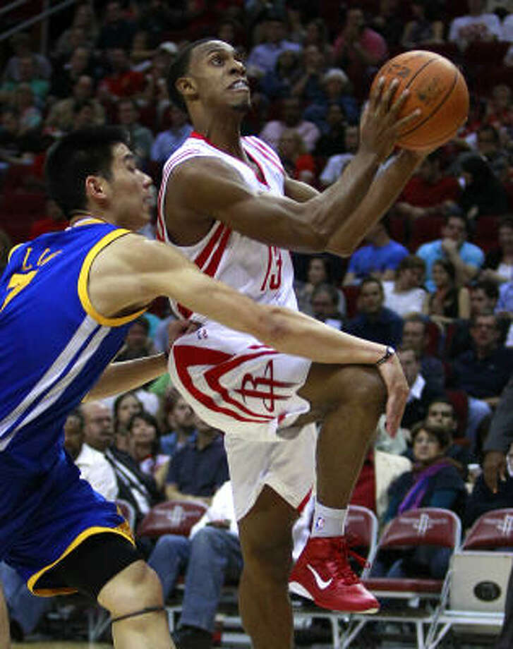 Rockets rookie point guard Ish Smith has played in 22 games this season. Photo: Brett Coomer, Chronicle