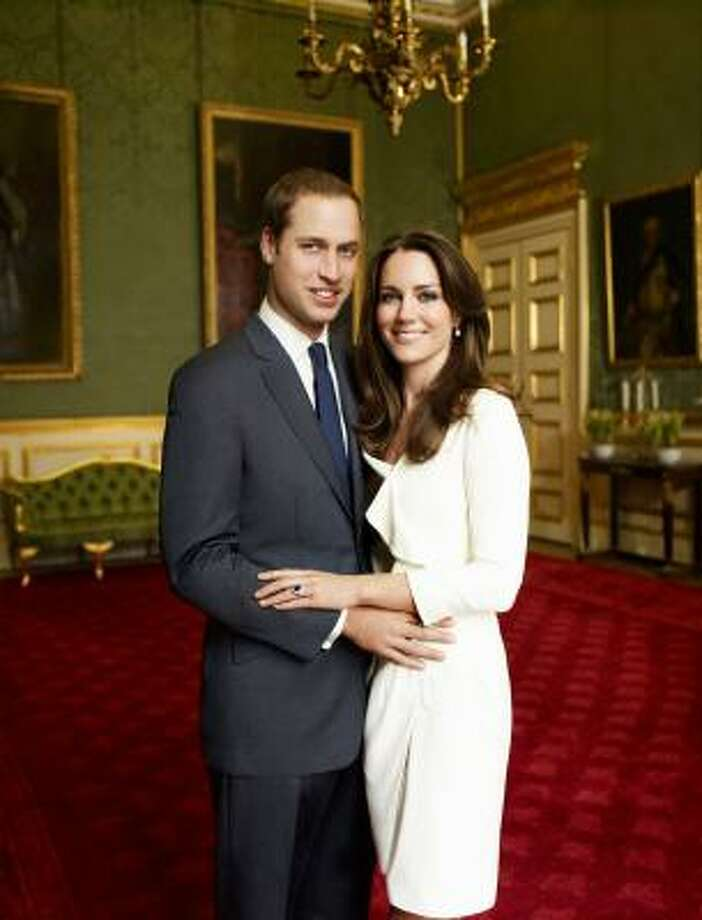 PRINCE WILLIAM and KATE MIDDLETON Photo: Getty Images