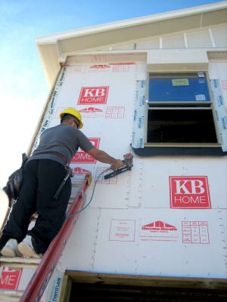 Kb homes project manager salary