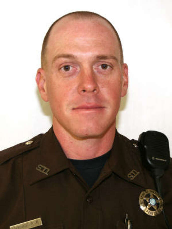 Fort Bend County Sheriff's Deputy John Norsworthy.  Fort Bend County sheriff's deputy John Norsworthy remained in critical condition today after receiving more than 48 units of blood after his patrol car flipped and pinned him for over an hour while rushing to back-up another deputy. Photo: Fort Bend County Sheriff's Office