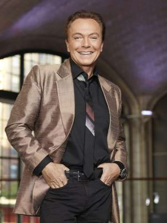 David Cassidy is competing on the reality show Celebrity Apprentice. Photo: Virginia Sherwood/NBC