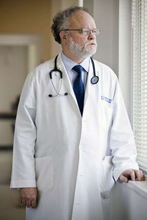 Dr. Wayne Shandera was part of a medical team that first described AIDS. Photo: Patrick T. Fallon, Chronicle