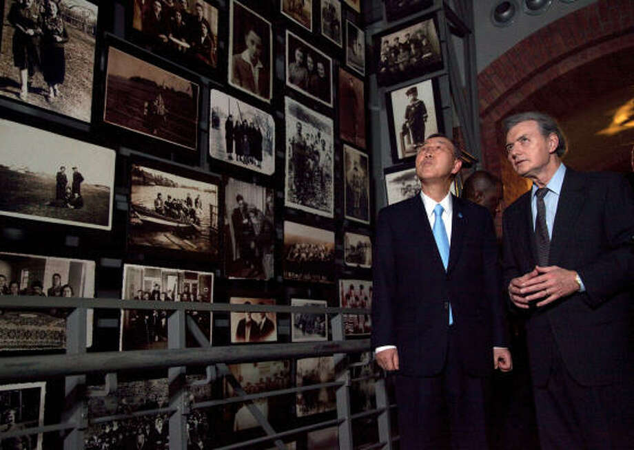 A recent New York Times article raised questions about whether Holocaust museums, such as the United States Holocaust Museum in Washington, need to evolve as the number of living Holocaust survivors dwindles. Photo: EVAN VUCCI :, ASSOCIATED PRESS
