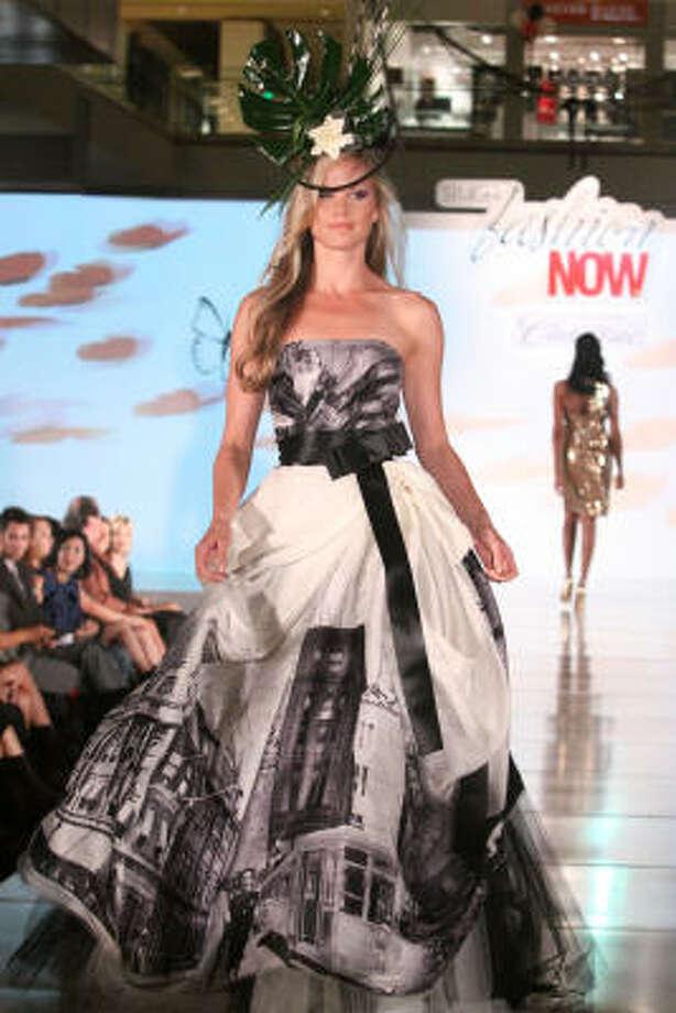 Simon Fashion Now returns to the Galleria April 14-16. Photo: Bill Olive
