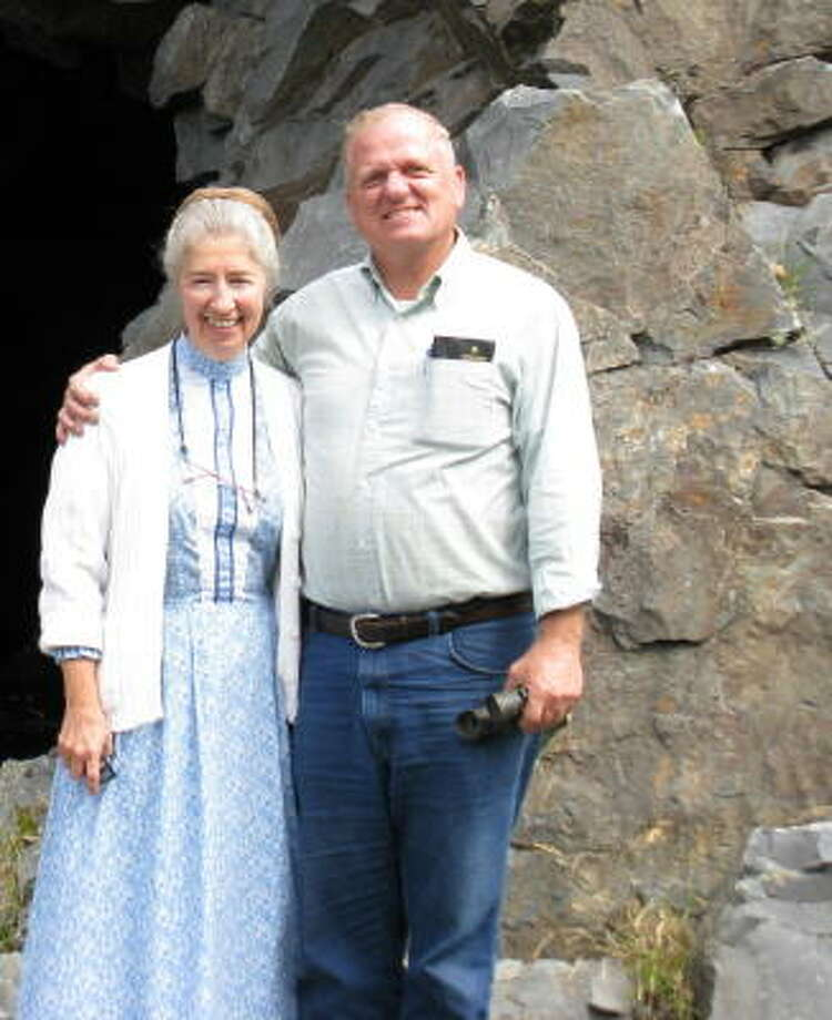 Nancy Davis was killed on Wednesday. She and her husband, Sam, spent 30 years building churches in Mexico. Photo: Handout Photo