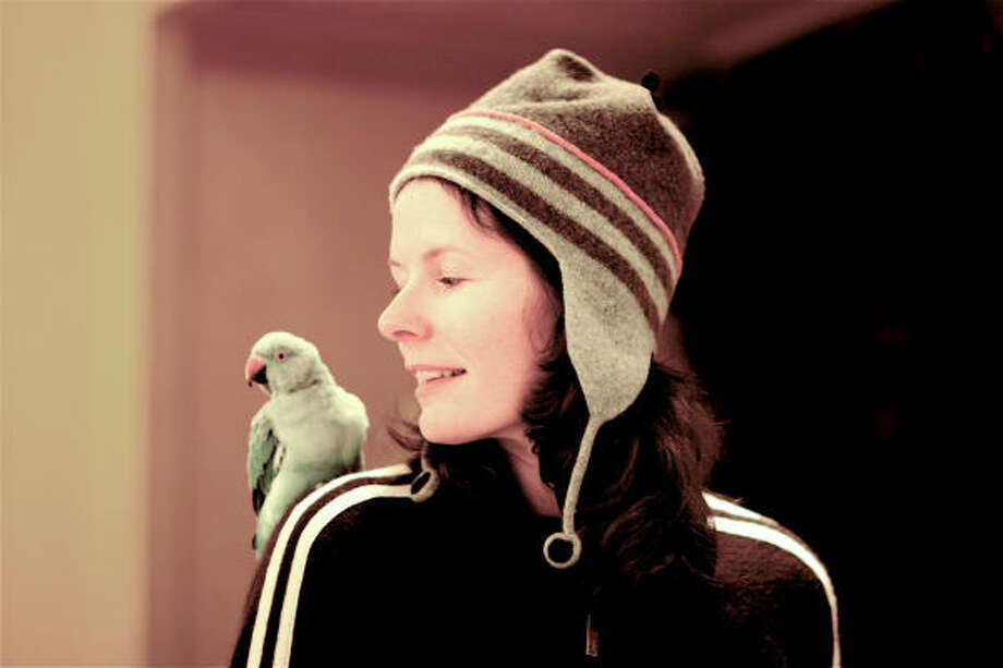 Edie Brickell says she was tired of writing melancholy songs and made an effort to break that habit on her new albums.