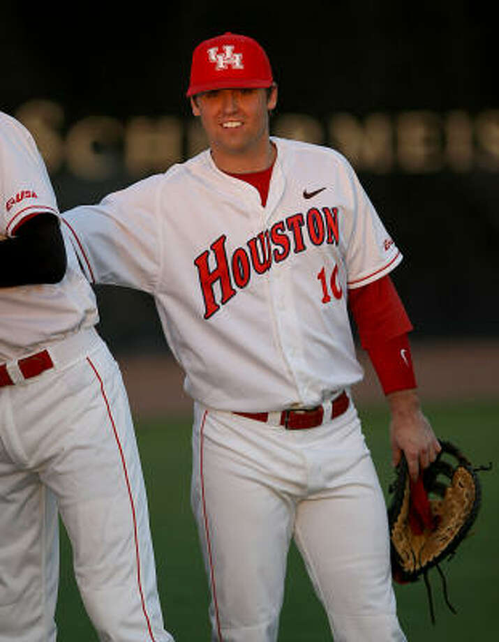 David Murphy has played in five games and started three for the Cougars this season. Photo: Thomas B. Shea, For The Chronicle