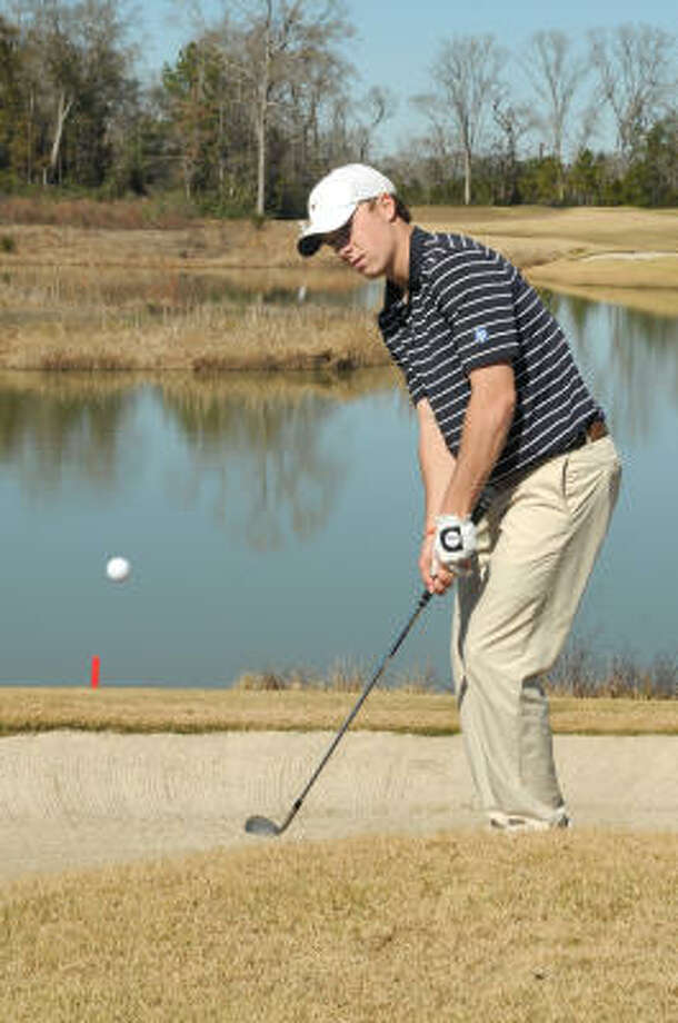 Jordan Spieth was the 2009 Rolex Junior Player of the Year. Photo: Jerry Baker, For The Chronicle
