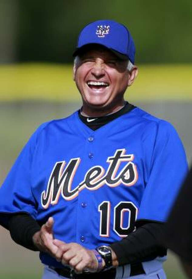 As he embarks on his third managerial job, this time with the Mets, Terry Collins admits he was too demanding with the Astros. Photo: Marc Serota, Getty Images