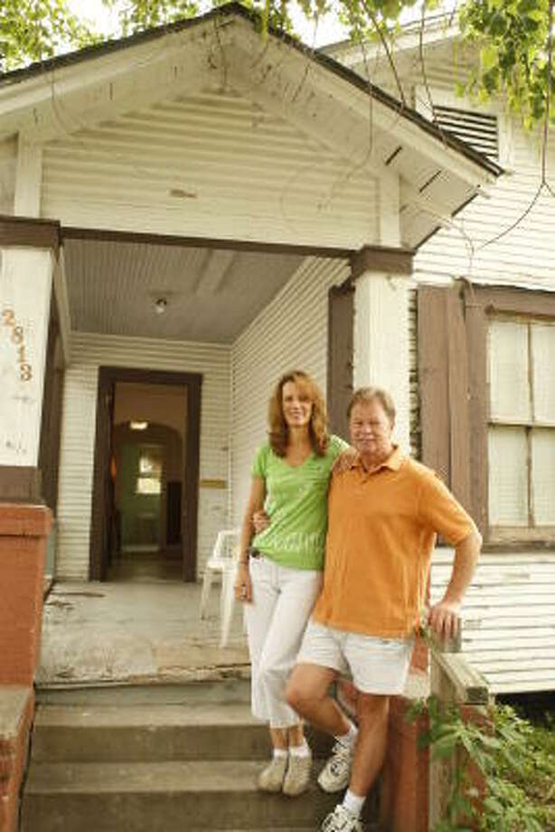 Diane and Gary Heavin, founders of Curves International, are no strangers to a paycheck-to-paycheck life. Photo: Vivian Zink, ABC