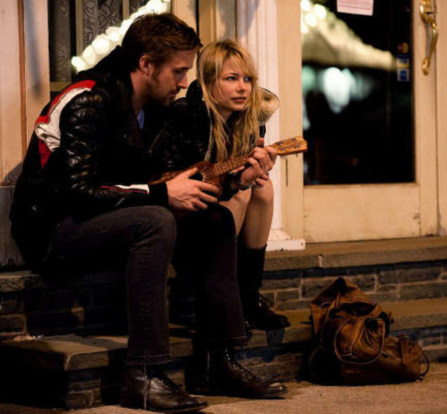 Ryan Gosling as Dean and Michelle Williams as Cindy in Derek Cianfrance's Blue Valentine. Photo: Davi Russo : The Weinstein Compa