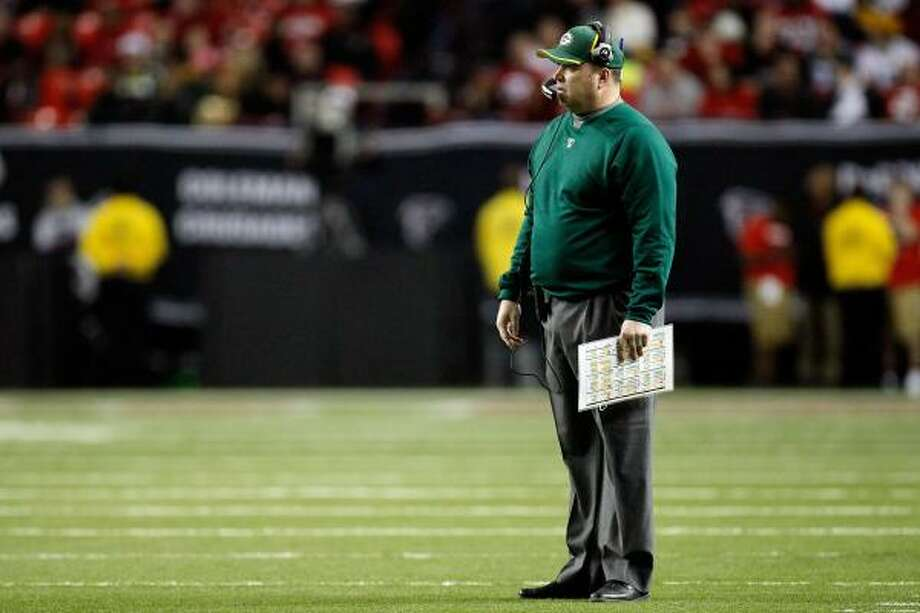 Packers coach Mike McCarthy is a Pittsburgh native but plans on taking another Lombardi Trophy back to Green Bay. Photo: Kevin C. Cox, Getty Images