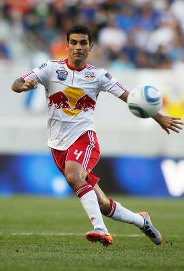 Rafael Marquez of the Red Bulls has had a few testy exchanges with members of the U.S. national team. Photo: Mike Stobe, Getty Images For New York Red Bu