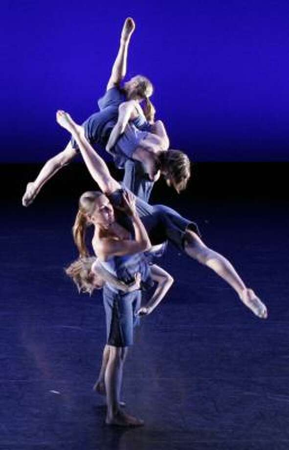 Noble Motion Dance is expected to lend an edgy sensibility to its performance. Photo: Noble Motion Dance Co.