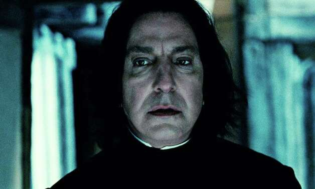 "The role of the evil (or is he?) wizarding professor Severus Snape in the ""Harry Potter"" franchise went to Alan Rickman, previously known best as the sly villain from ""Die Hard."" But things would have been different if the director had cast..."