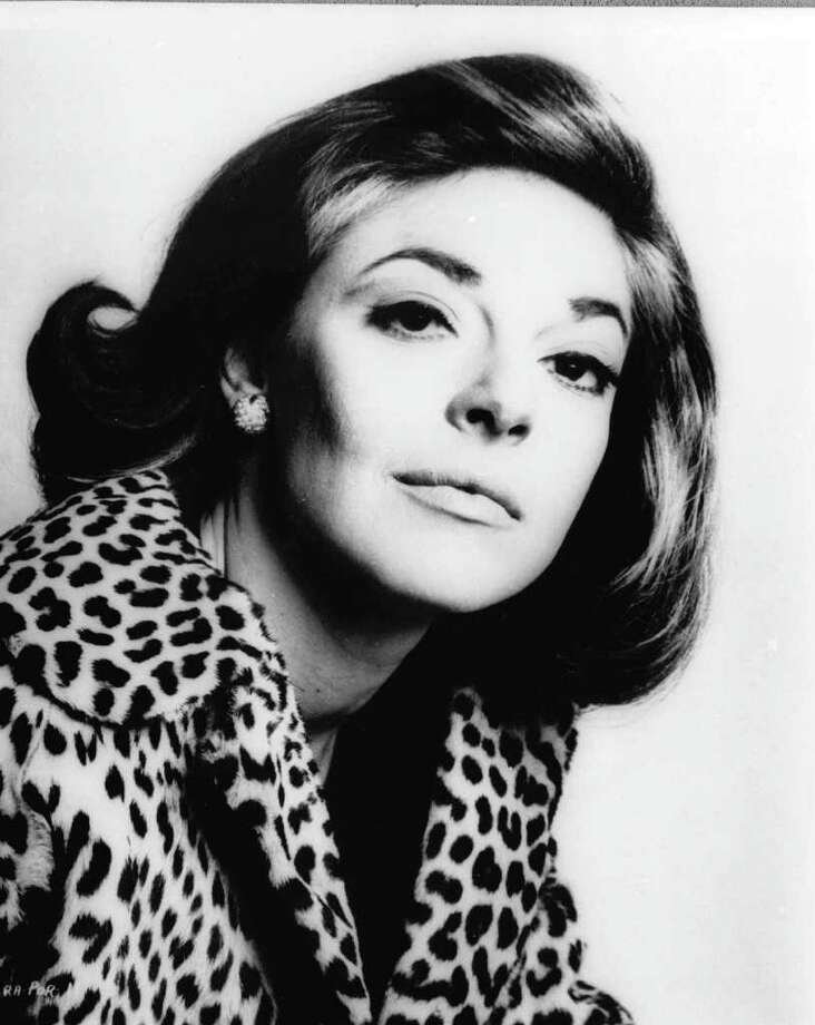 "Anne Bancroft was only 35 at the time she was cast as the 45-year-old Mrs. Robinson in ""The Graduate,"" but the part could have gone to... / AP1968"