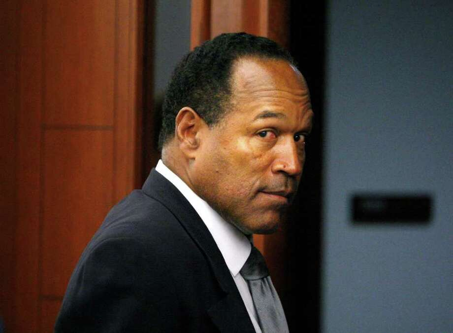 "Then-football star O.J. Simpson. The reason director James Cameron nixed him? He didn't think audiences would find Simpson a believable killer. ""I didn't know O.J. Simpson,"" Cameron said in a 2010 ""60 Minutes"" interview. ""I didn't know that he was gonna go murder his wife later and become the real Terminator."" / AP2008"