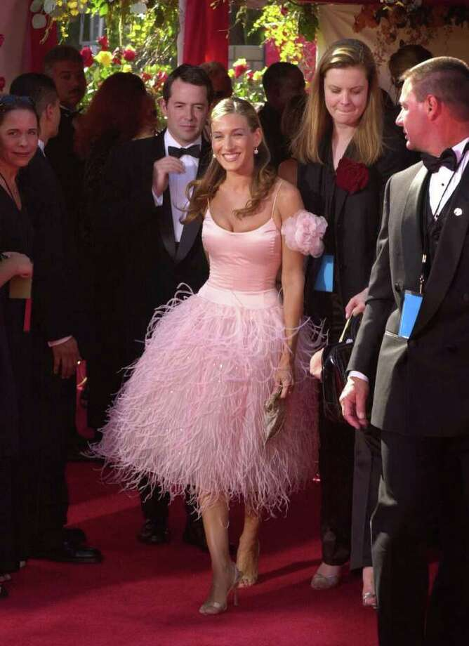 Sarah Jessica Parker made Manhattan fashionista Carrie Bradshaw such a popular character that Manolo Blahnik even named a shoe after her - the SJP. However, the role was almost played by... / AP2000