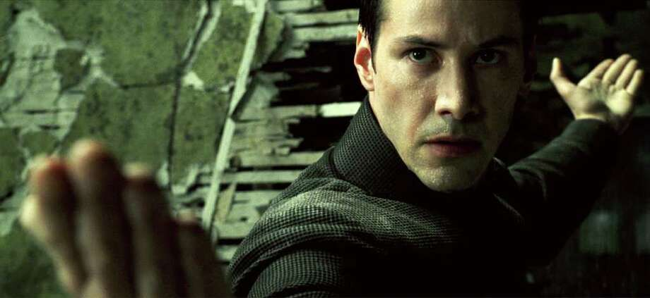 "Keanu Reeves landed the role of Neo in ""The Matrix,"" but the studio was also looking at... / AP2003"