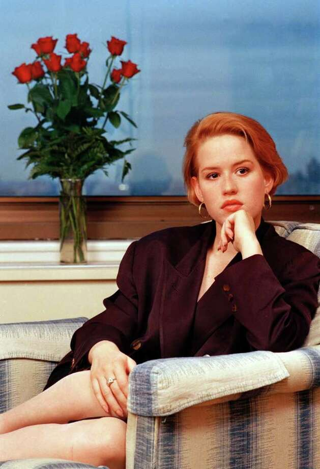 ...Molly Ringwald, who now says she wishes she took the role but turned it down because she didn't want to play a prostitute... / AP1988