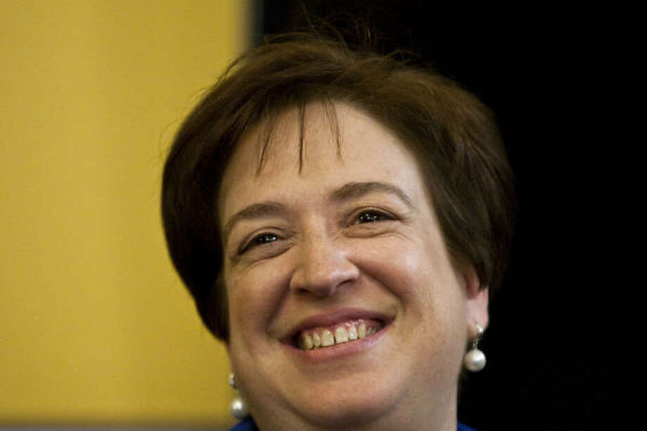 A high court confirmation is likely for Elena Kagan, but don't expect senators to waste the opportunity. Photo: Drew Angerer, AP