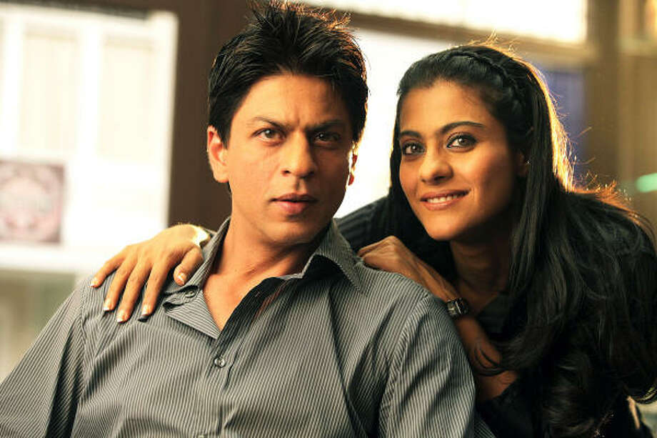 Shah Rukh Khan, left, and Kajol Devgan star in My Name Is Khan. Shah Rukh Khan plays an Indian Muslim struggling to cope post-9/11. Photo: FOX STAR STUDIOS ,  BLOOMBERG