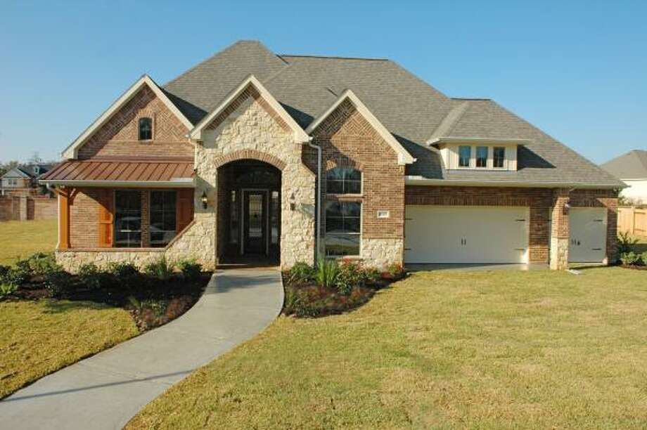 SHOWCASED MODEL: J. Patrick Homes is among the builders showcased in the Summerwood Model Home Village.