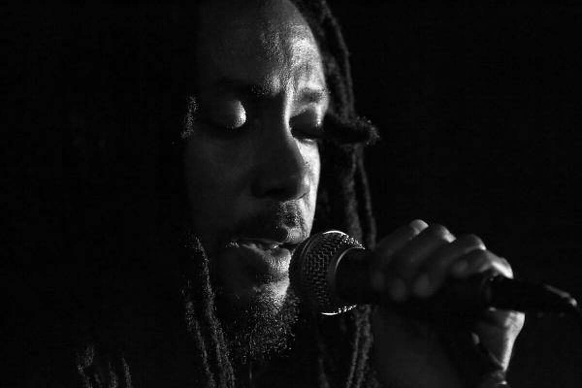 Taj Weekes is from St. Lucia and developed his style of reggae after listening to many types of music.