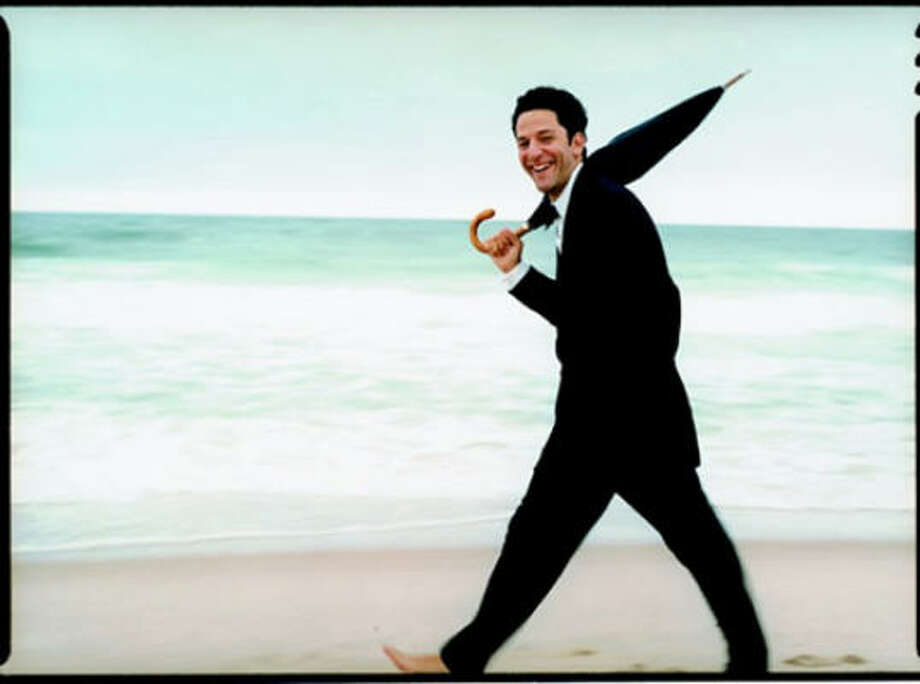 Jazz guitarist John Pizzarelli