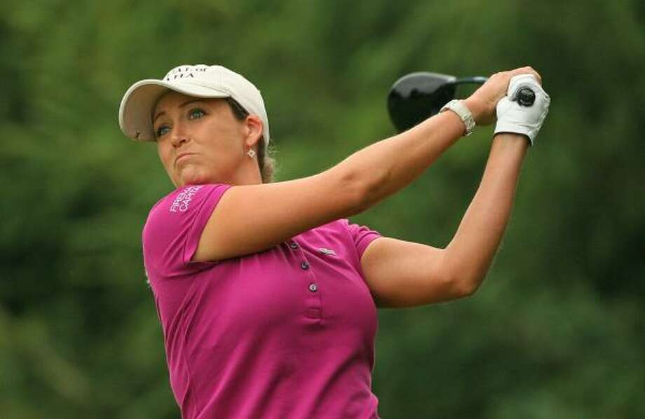 Cristie Kerr went to 13-under 203 entering today's final round at the Locust Hill Country Club. Photo: Hunter Martin, Getty Images