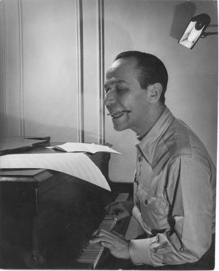 Composer Frank Loesser is known for writing music and lyrics for classic Broadway productions. Photo: COURTESY PHOTO
