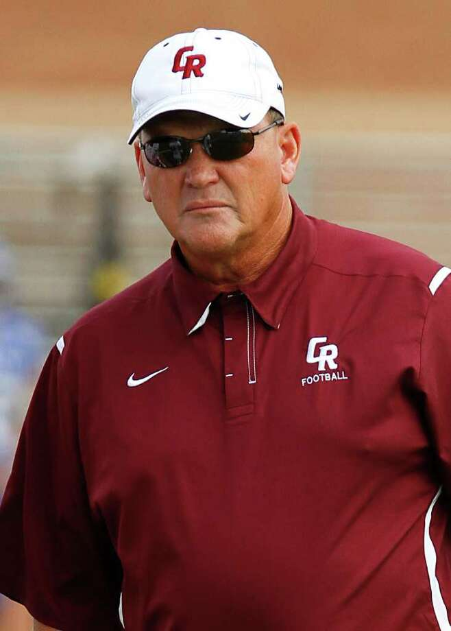 Cinco Ranch head football coach Don Clayton. Photo by Diana L. Porter Photo: Diana L. Porter / Freelance